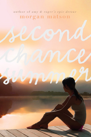 New to You (20): Jennifer reviews Second Chance Summer by Morgan Matson {giveaway}