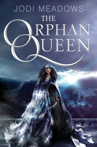 Blog Tour: The Orphan Queen – Jodi Meadows (GIVEAWAY)