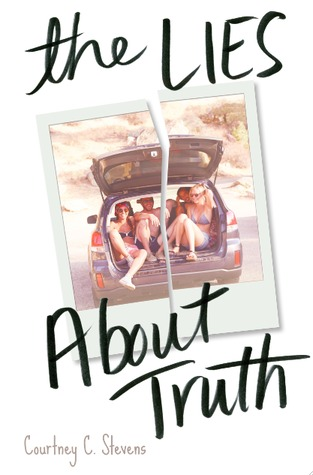 Blog Tour: The Lies About Truth by Courtney C. Stevens – Q&A plus a Giveaway