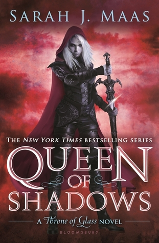 Blog Tour: Queen of Shadows Locations + a Giveaway