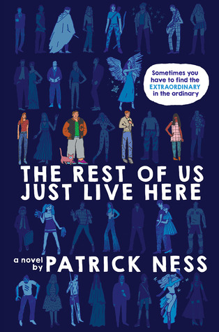 Guest Review: The Rest of Us Just Live Here – Patrick Ness