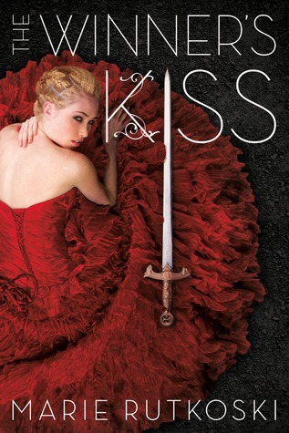 A Kiss is Just a Kiss – The Winner's Kiss Blog Tour