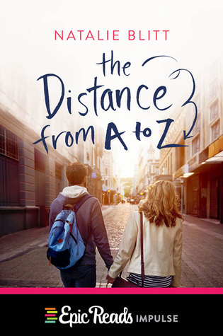 The Distance from A to Z – #MoreAtoZ