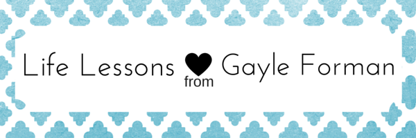 Life Lessons from Gayle Forman (Giveaway)