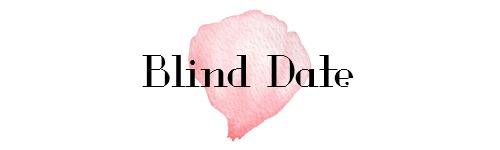 A Book Blind Date
