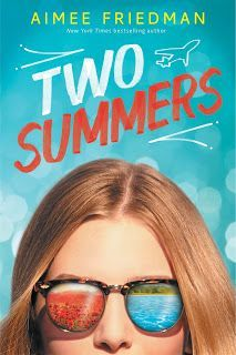 Blog Tour: Two Summers by Aimee Friedman (Deleted Scene + Giveaway)