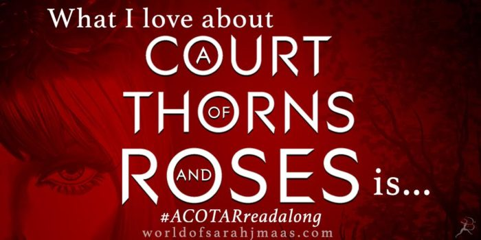 What I Love About A Court of Thorns and Roses