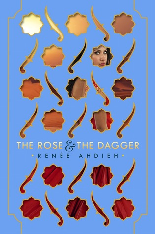 Blog Tour: Would You Rather with Renee Ahdieh (The Rose and the Dagger)