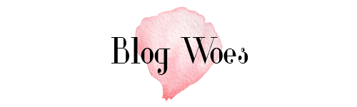 Blog Woes – Creatively Tapped