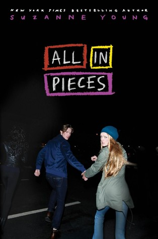 New to You (2): Lauren Reviews All in Pieces by Suzanne Young {+ a giveaway}