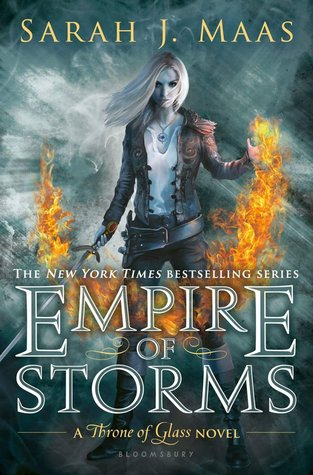 Blog Tour: Empire of Storms by Sarah J. Maas [Location Scout & Giveaway]