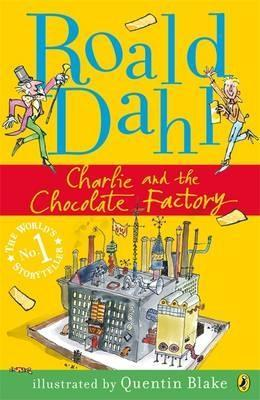Blog Tour: Charlie and the Chocolate Factory by Roald Dahl – The ABCs + giveaway