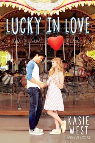 Review: Lucky in Love – Kasie West