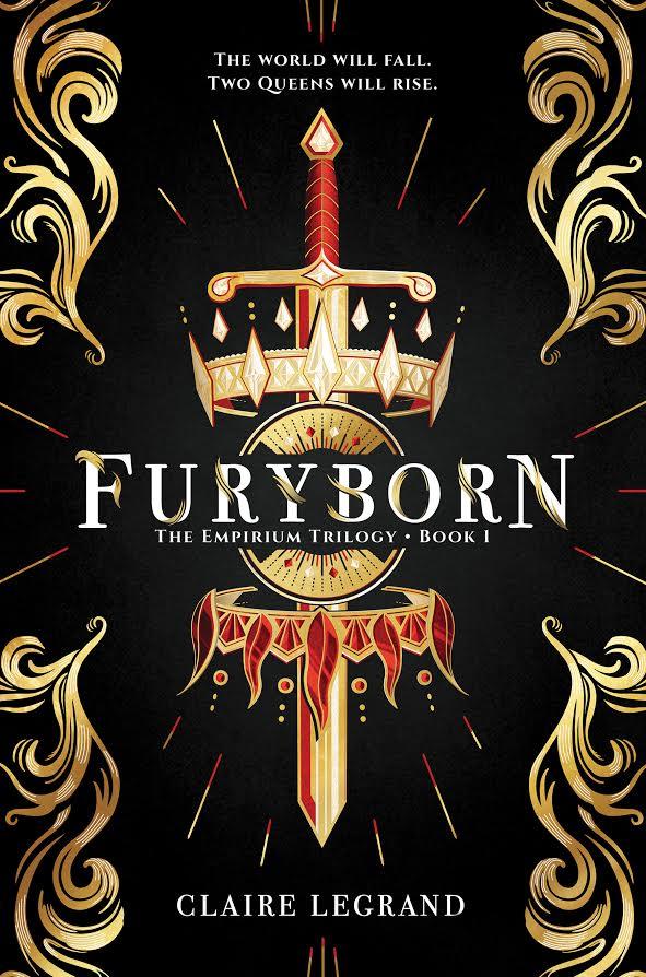 Spotlight Tour: Excerpt of Furyborn – Claire Legrand {giveaway}