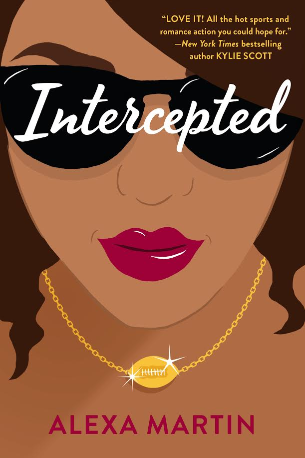 A Buddy Read – Intercepted by Alexa Martin {+ a giveaway}