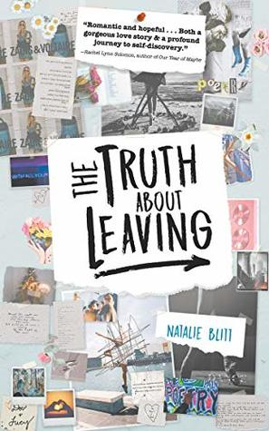 Review: The Truth About Leaving – Natalie Blitt