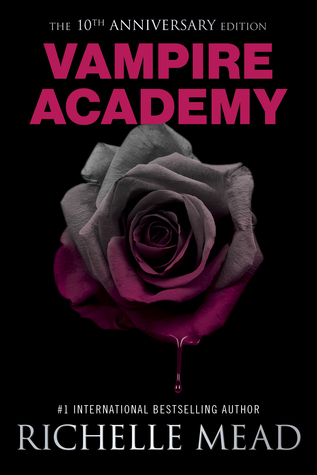 New to Me – Vampire Academy by Richelle Mead