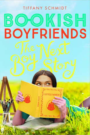 Blog Tour: The Boy Next Story by Tiffany Schmidt