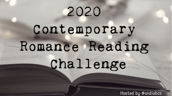 2020 Contemporary Romance Reading Challenge- January Link-Up