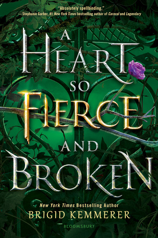 Review: A Heart So Fierce and Broken – Brigid Kemmerer