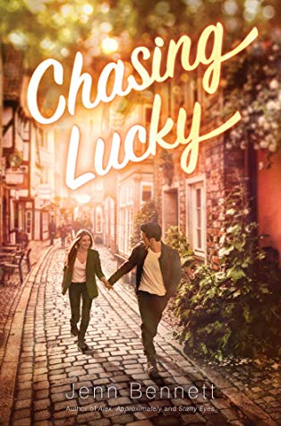 Review: Chasing Lucky – Jenn Bennett