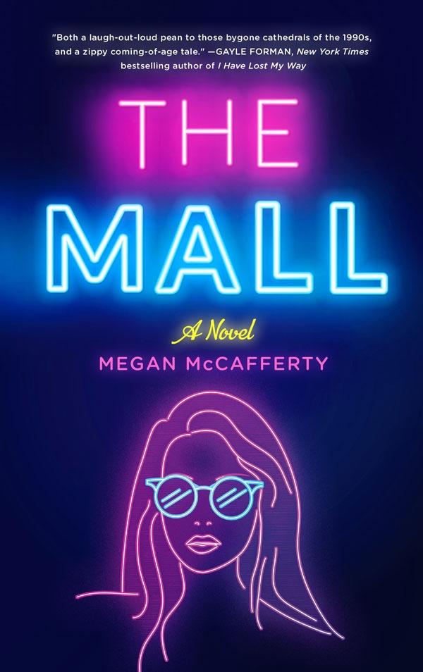 Review: The Mall – Megan McCafferty
