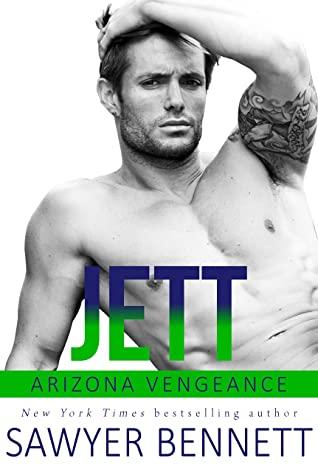 Jett  by Sawyer Bennett