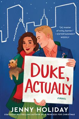 Duke, Actually by Jenny Holiday